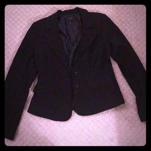 PRICE DROP!! EUC Black suit jacket